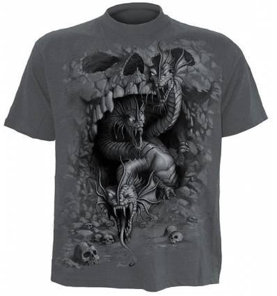 HYDRA SKULL tričko