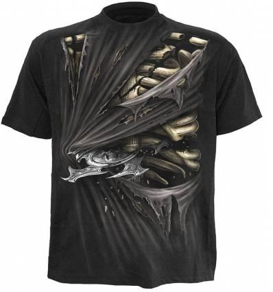 BONE SLASHER tričko