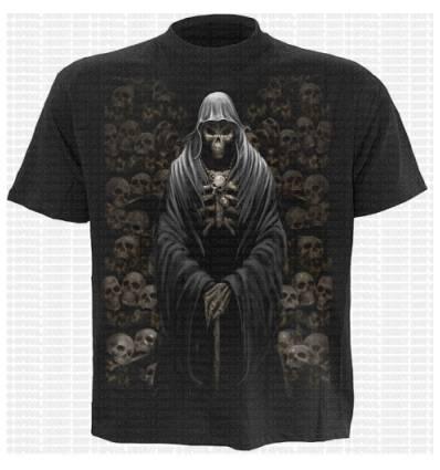 Tričko DEATH CRYPT - Doprodej